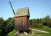 Bockwindmühle Blankenhain