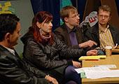 Diskussion TU Dresden