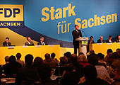 Landesparteitag in Chemnitz
